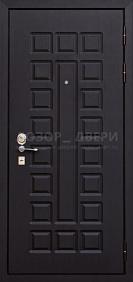 Входная дверь в квартиру Дозор-833, вид снаружи